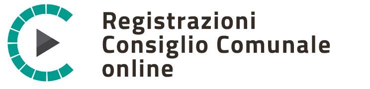 Registrazioni consiglio comunale online